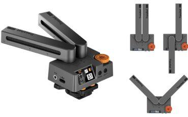COMICA Traxshot - Adjustable Shotgun Microphone Announced