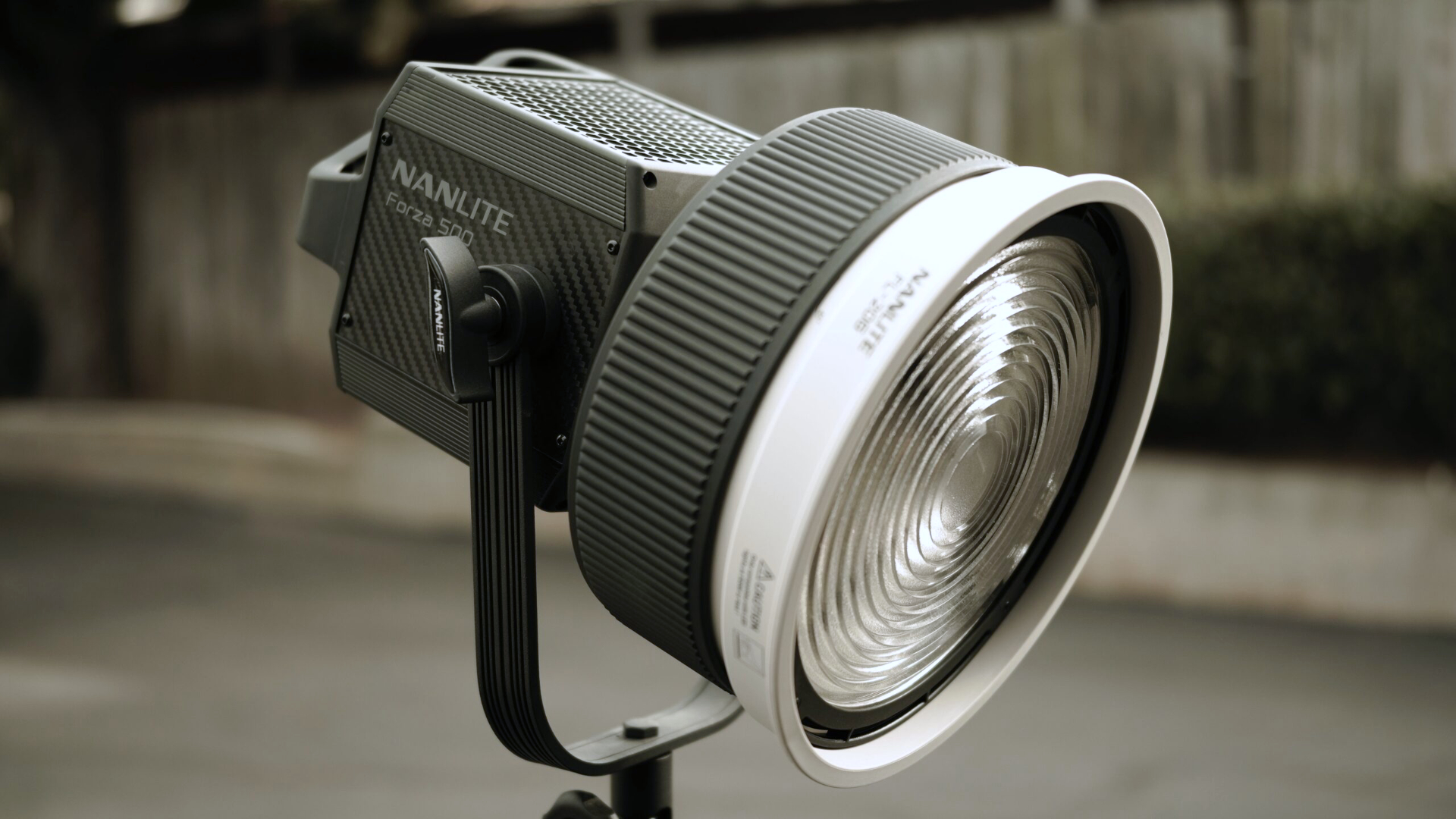 NANLITE Forza 500 LEDライトレビュー