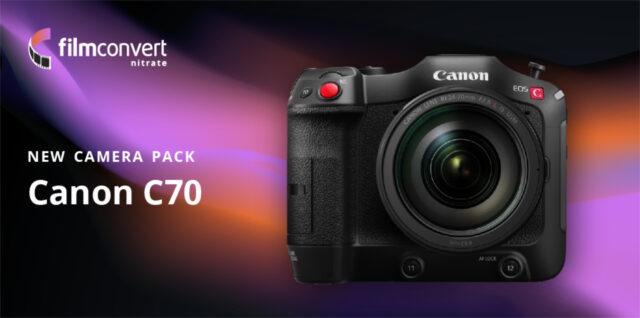FilmConvert C70