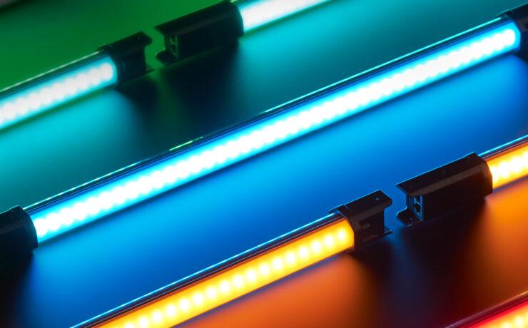 Godox TL60 Introduced – RGB Tube Light with DMX