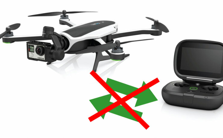 GoPro Karma Drone - Controller Pairing Issues