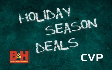 Guía de ofertas de la temporada navideña 2020 - B&H y CVP