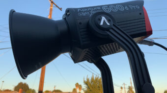 Aputure LS 600d Pro – Field Review