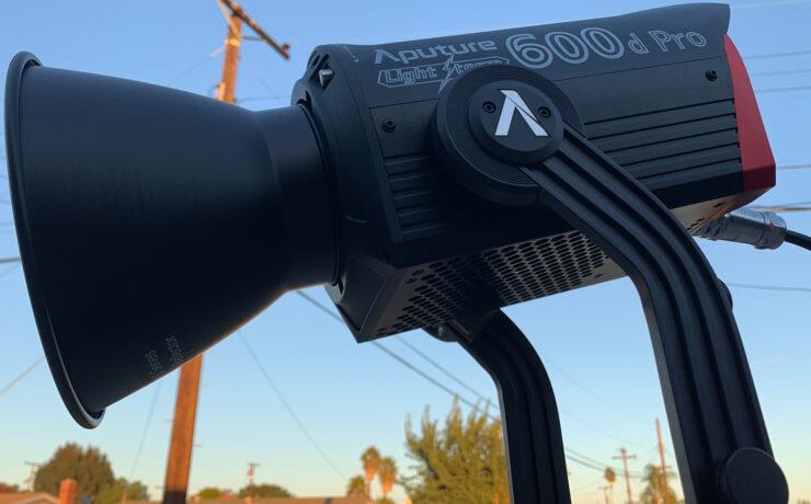 Aputure LS 600d Pro – Field Review
