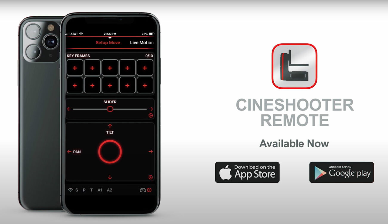 Kessler CineShooter Remote App Launched