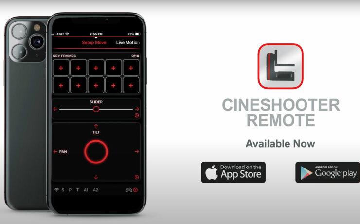 Kessler CineShooter Remote App Launched