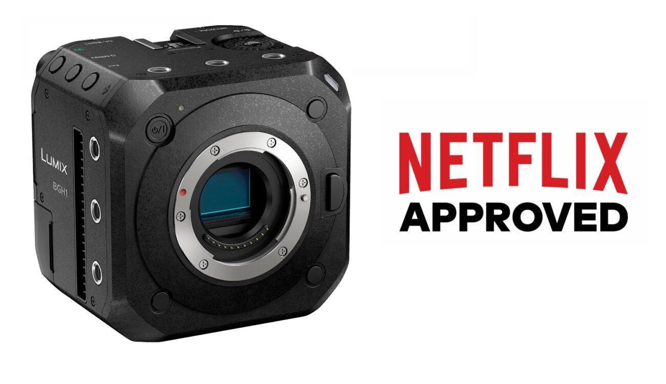 Panasonic LUMIX BGH1: la cámara aprobada por Netflix más asequible hasta el momento