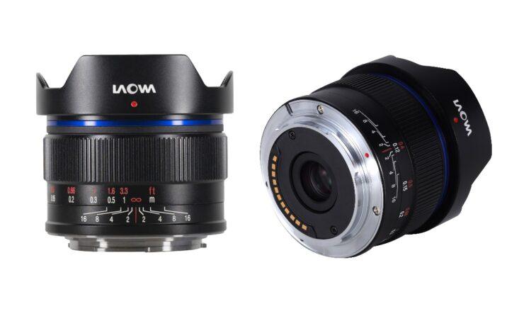 Laowa 10mm f/2 Zero-D Lens for Micro Four Thirds Announced