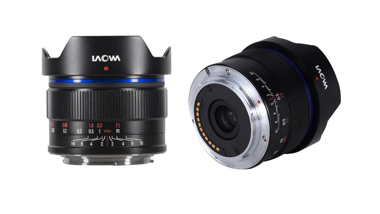 Anunciaron el lente Laowa 10mm f/2 Zero-D para Micro Cuatro Tercios