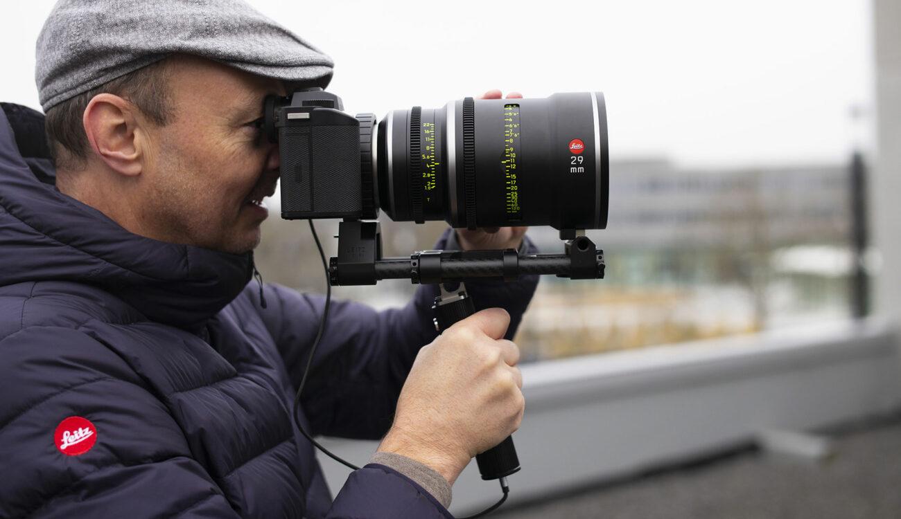 Visor de director Leitz HENRI para cámaras Leica SL