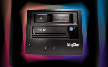 MagStor LTO Backup Solution on Apple M1 Macs