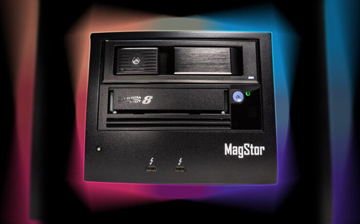 MagStor LTO Backup Solution on Apple M1 Macs