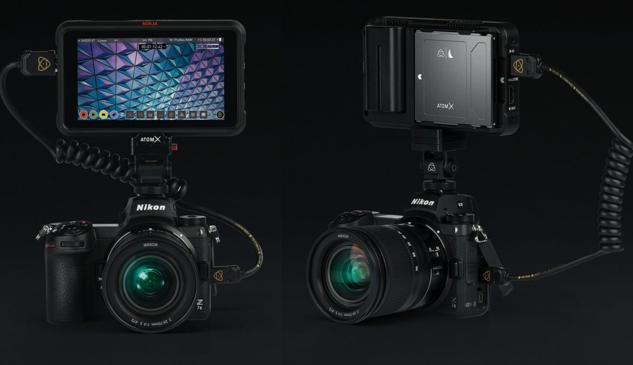 Atomos Ninja V Now Supports ProRes RAW on the Nikon Z 7II