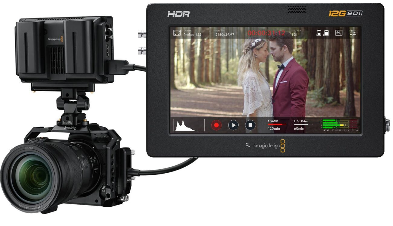 Nikon Z Cameras Firmware Update Supports Blackmagic RAW External Recording and More