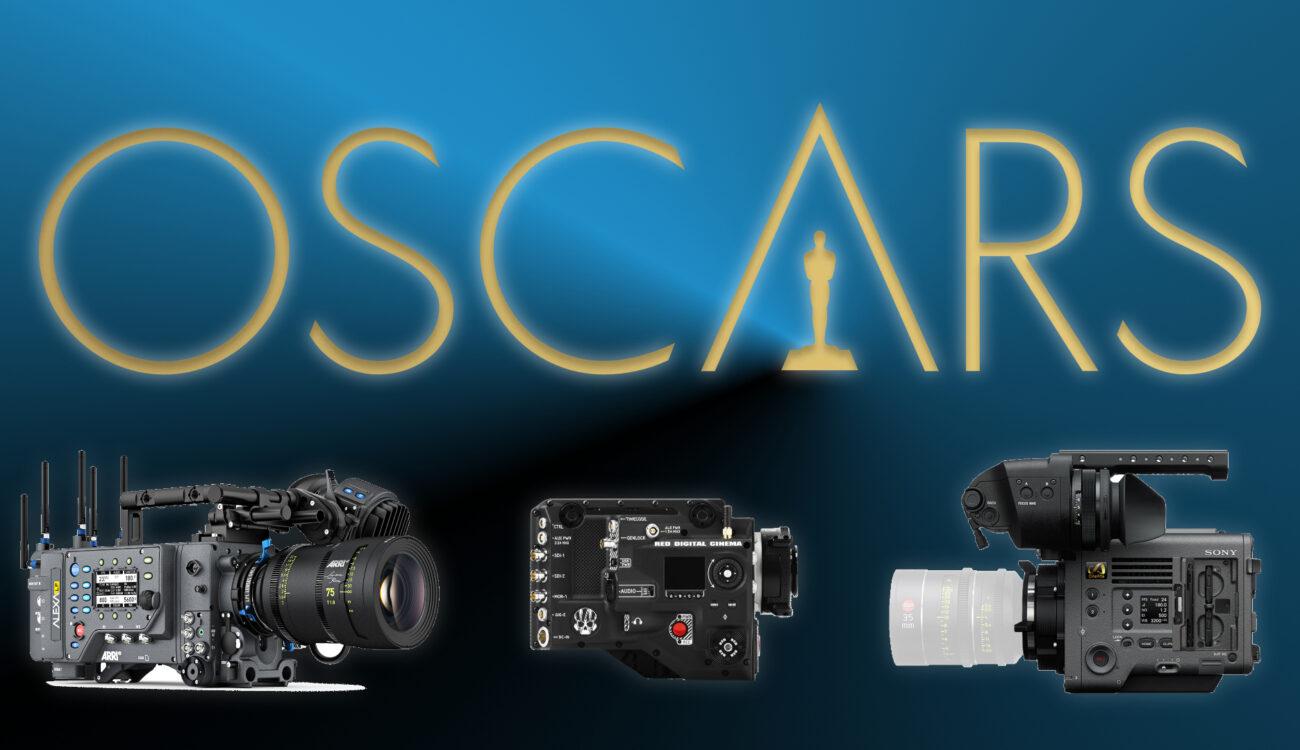 Competidores de los Oscar 2021: ¿qué cámaras y lentes se usaron?
