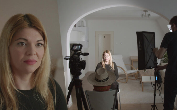 Quick Tip: How to Light an Interview With a Single Light Source