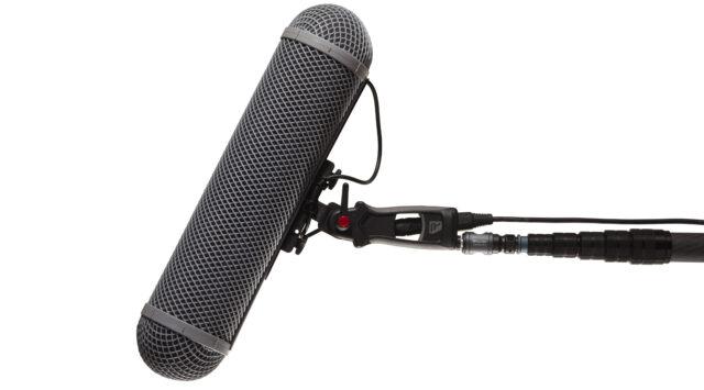 Rycote mic boom pole