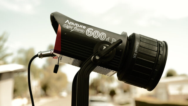 Aputure 600d Pro