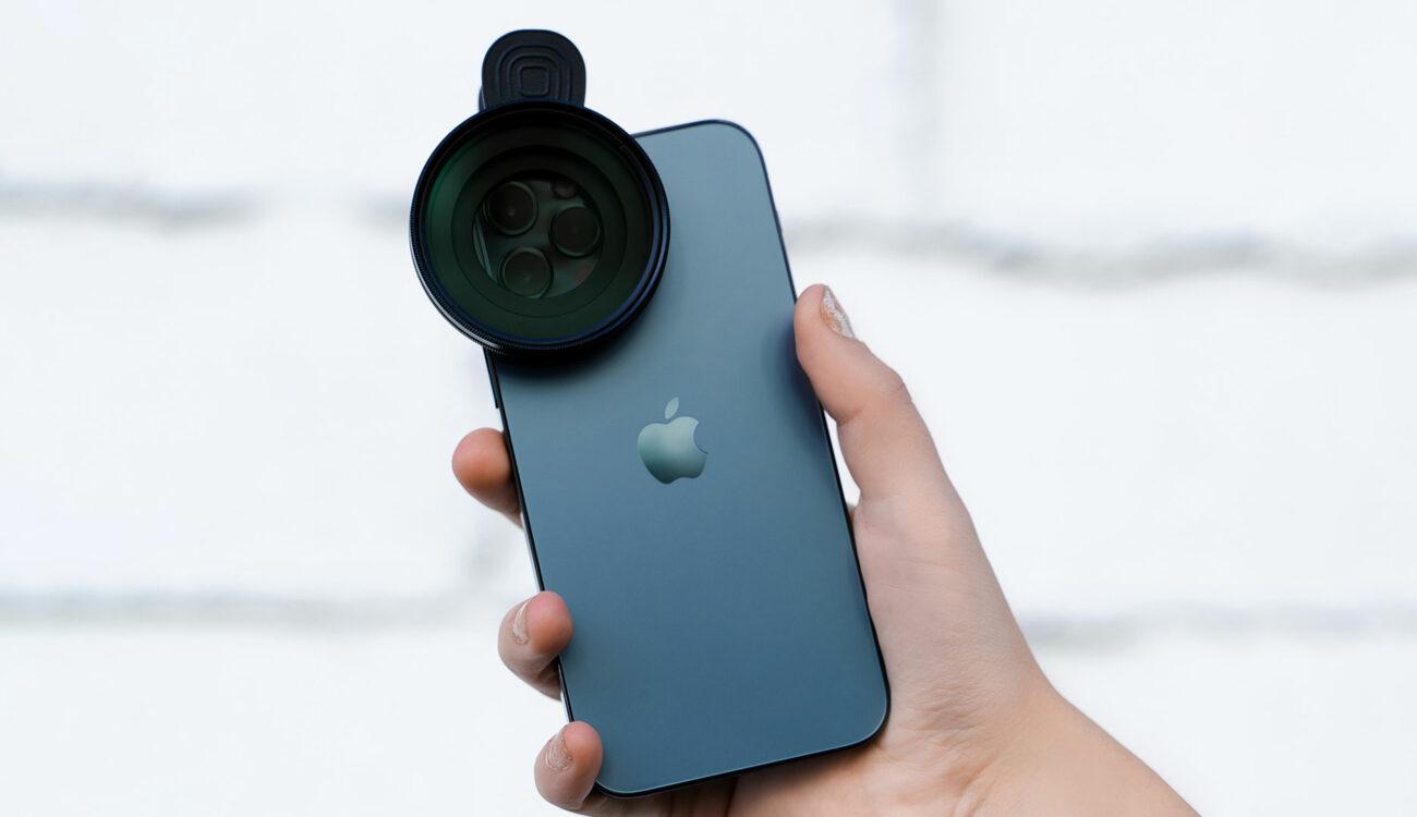 SANDMARCがiPhone 12シリーズ用レンズとフィルターを発売