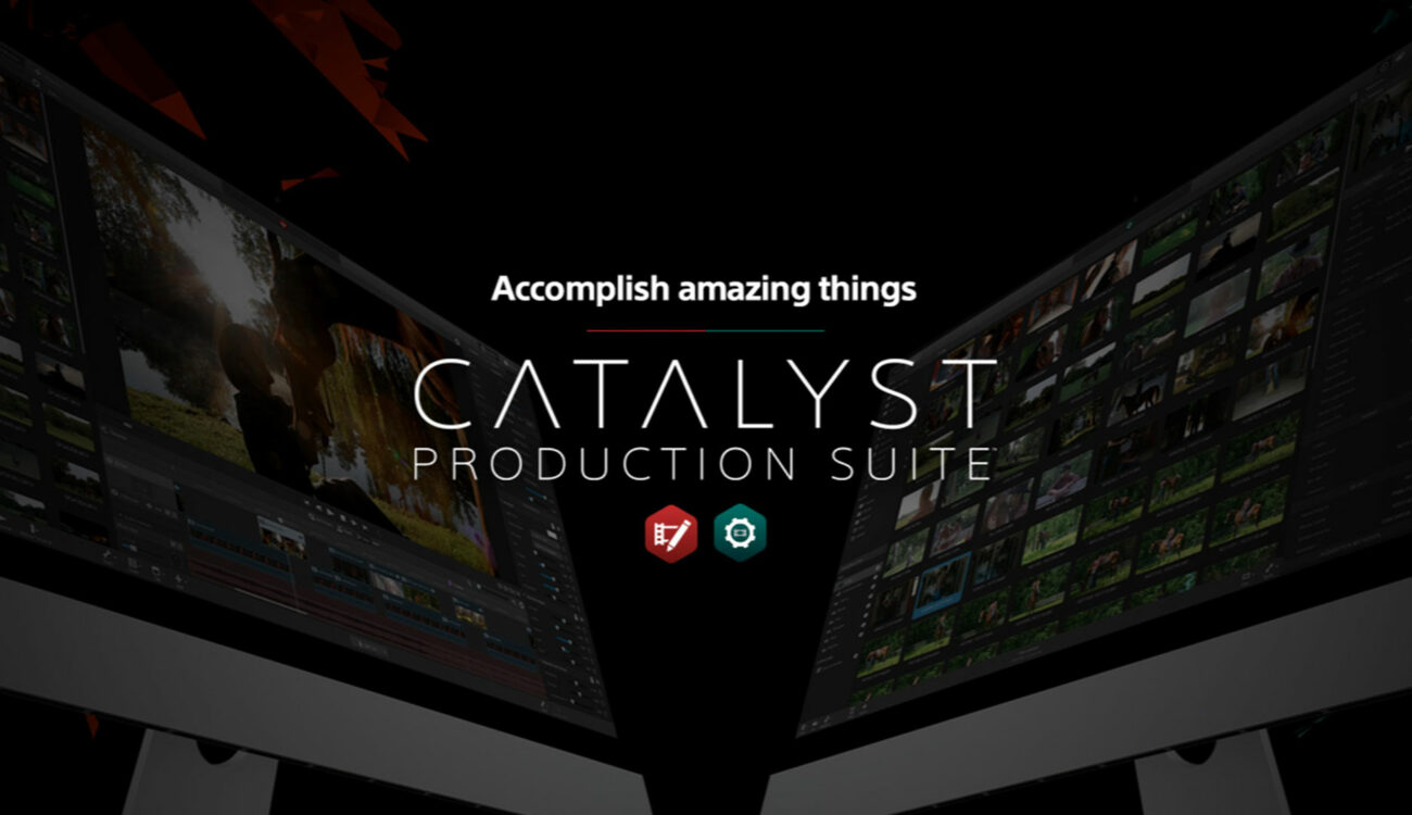 Lanzaron las actualizaciones Sony Catalyst Browse y Catalyst Prepare 2020.1