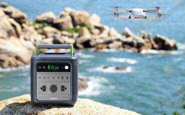 SuperBase 500 on Kickstarter –Convenient Power On the Go