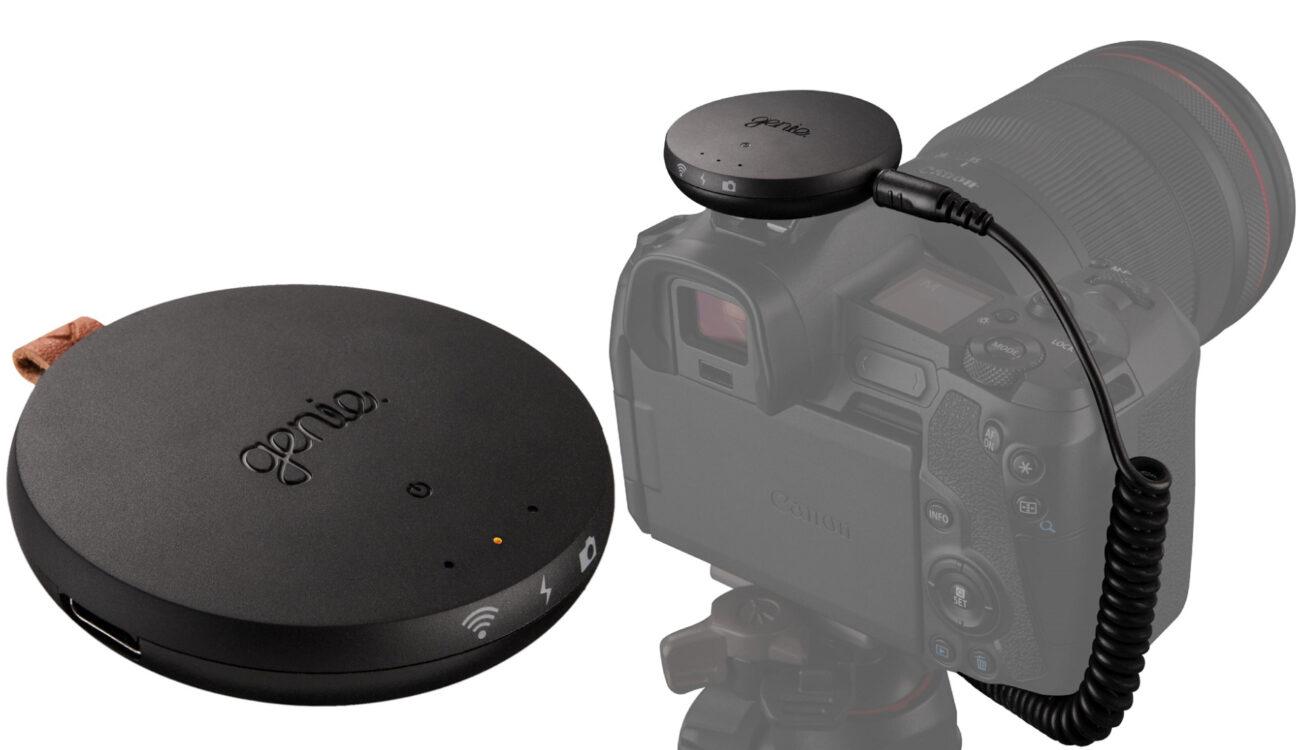 SyrpがGenie Microを発売 - ワイヤレスカメラコントロール