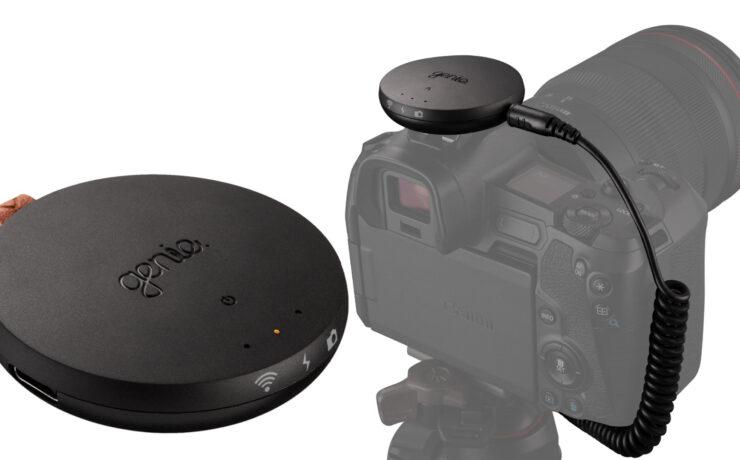 Syrp Genie Micro - Wireless Camera Control via Syrp App