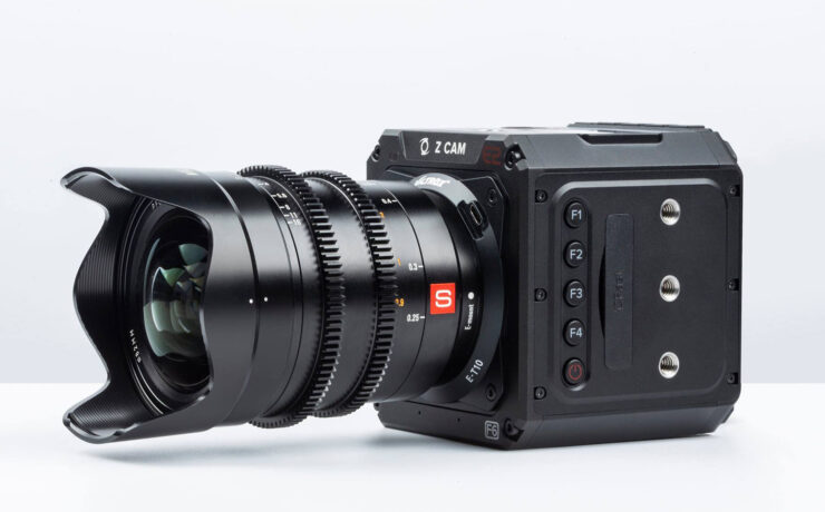 Viltrox E-T10 Adapter – Sony E-Mount for Z CAM E2 Cameras