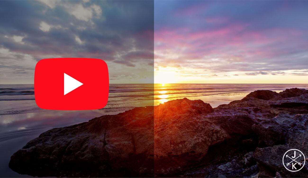 YouTubeがライブストリームにHDRを導入