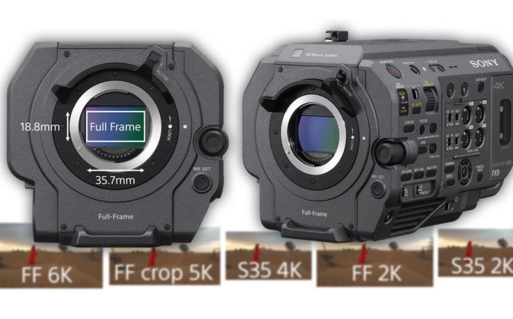 Sony FX9 Sensor Scan Modes Explained