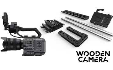 Wooden CameraがソニーFX6用アクセサリーを発表