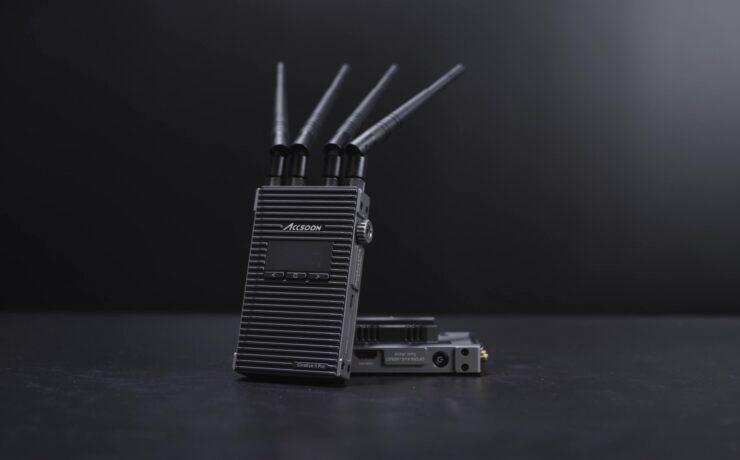 Accsoon CineEye 2 & CineEye 2 Pro Wireless Video Transmitters, Explained