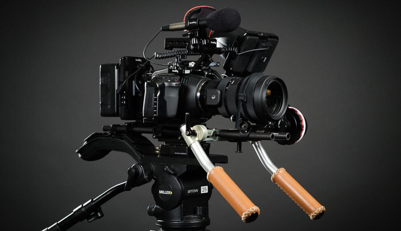 Disección de una plataforma de cámara: Cómo hice que la BMPCC 6K funcionara para mi
