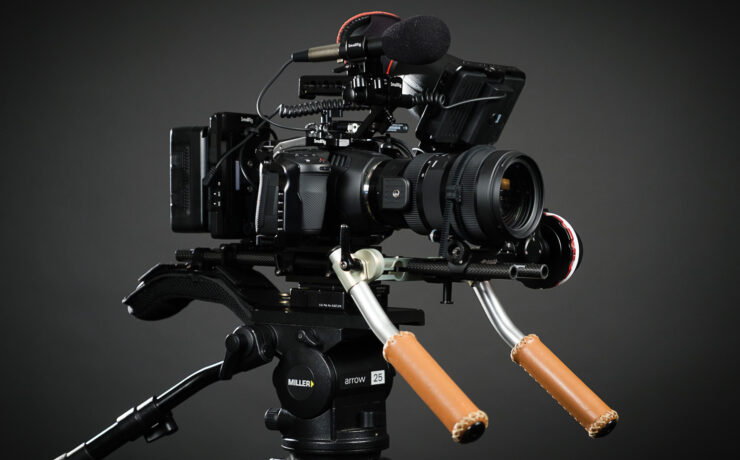 Camera Rig Dissected – How I Made the BMPCC 6K Work for Me