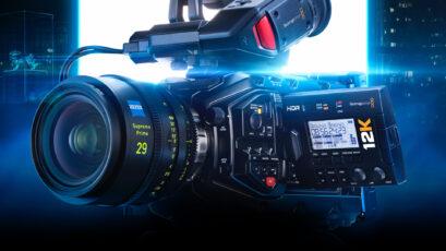 ブラックマジックデザインがカメラファームウェアアップデート7.2.1をリリース