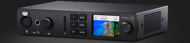 Blackmagic Desktop Video