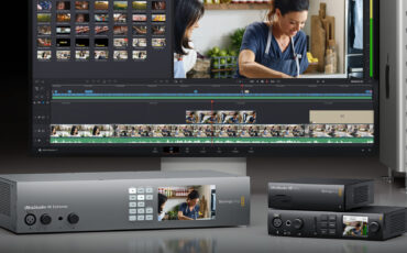 Lanzan Blackmagic Desktop Video 12.0