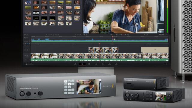 Blackmagic Desktop Video 12.0 Released