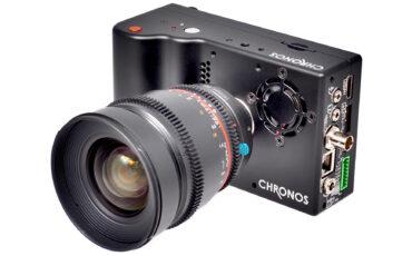 Chronosがハイスピードカメラを発売 - HDで1000fpsを実現