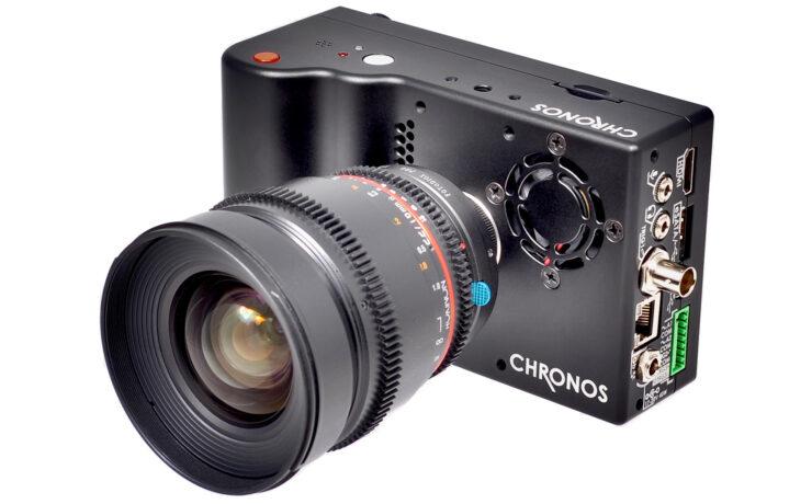 Chronos High Speed Camera — 1000 fps in HD