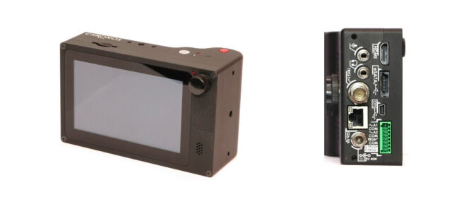 Chronos 2.1 High Speed Camera, Body