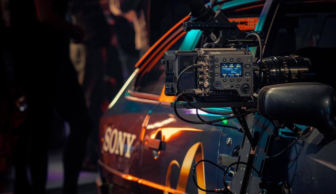 Sony lanza el Club CineAlta – una fuente de ayuda para VENICE