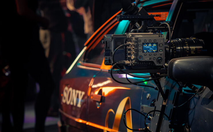 Sony Launch CineAlta Club - A VENICE Support Resource