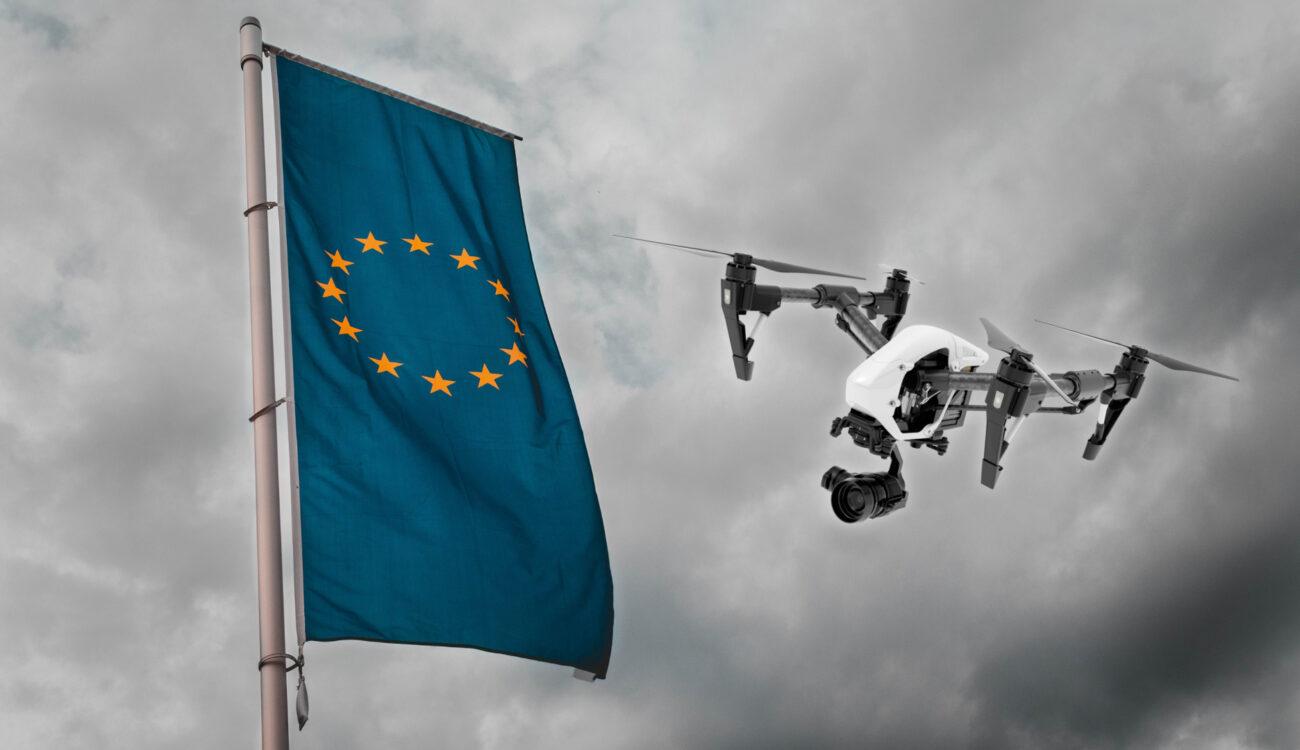 Nuevas reglas para drones en la Unión Europea: uniformes y fáciles de seguir
