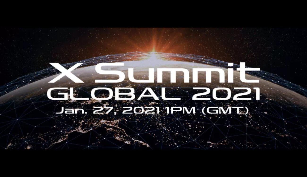 Cumbre X Summit GLOBAL FUJIFILM 2021 - Transmisión en vivo
