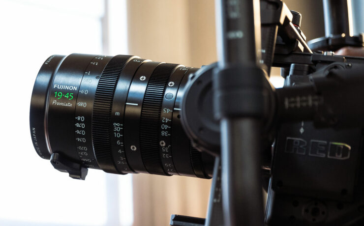 FUJINON Premista 19-45mm T/2.9 Shipping This Month