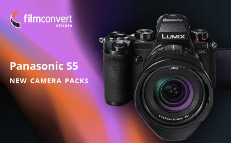 FilmConvert Profile for Panasonic LUMIX S5 Released