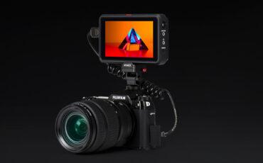 Atomos Ninja V がGFX100Sの ProRes RAW記録に対応