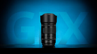 Irix 45mm F1.4 GFX Lens Released – For FUJIFILM GFX Cameras