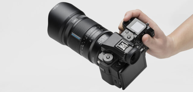 Irix 45mm f/1.4 GFX
